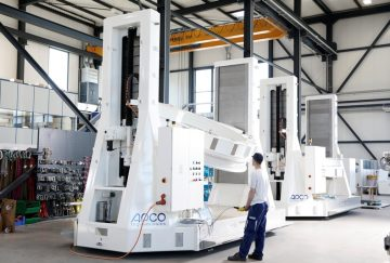 APCO Technologies is the European Leader for Mechanical Ground Support Equipment